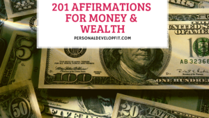 affirmations about money