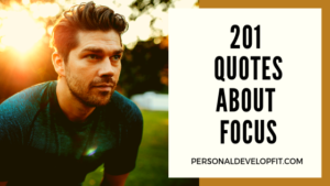 quotes about focus