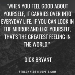 feel better about yourself quotes