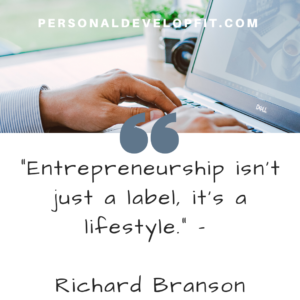 quotes about entrepreneurship