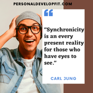 quotes about synchronicity