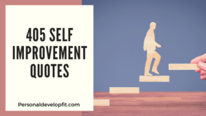 quotes on self improvement