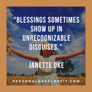 quotes about blessings
