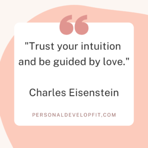quotes about intuition