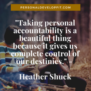 quotes about accountability