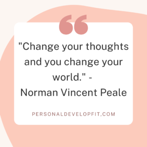 quotes about positive thinking