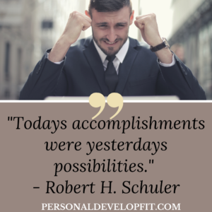 quotes about accomplishment
